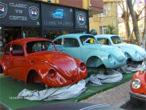 Volkswagen Yedek Parça