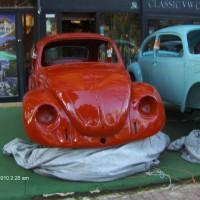 1969 VW Kırmızı