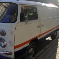 1969 Vw T2 Beyaz