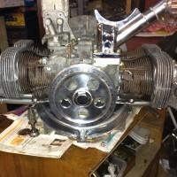 1600 CC Motor Yapımı