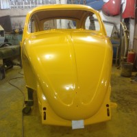 1962 Vw 1200 Sarı