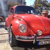 1973 Vw 1303 16 Kırmızı